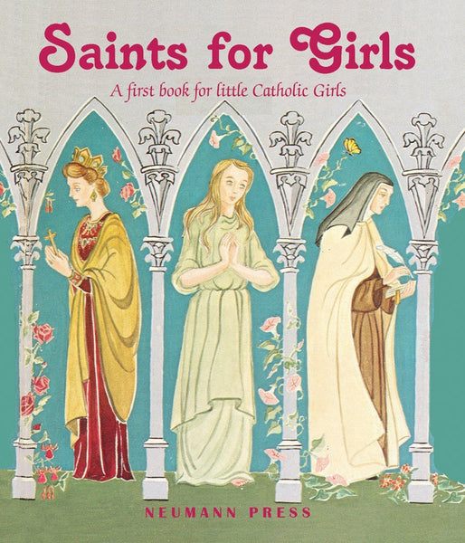 Saints for Girls - St. Benedict's Catholic Store