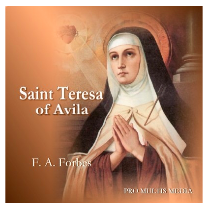 St. Teresa of Avila CD - St. Benedict's Catholic Store
