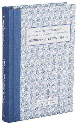 Archbishop Fulton J. Sheen - St. Benedict's Catholic Store