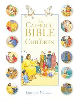 The Catholic Bible for Children - St. Benedict's Catholic Store