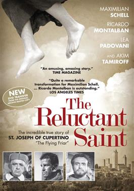 The Reluctant Saint: The Story of St Joseph of Cupertino DVD