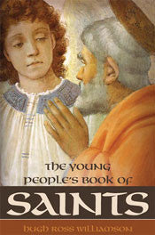 Young People's Book of Saints - St. Benedict's Catholic Store