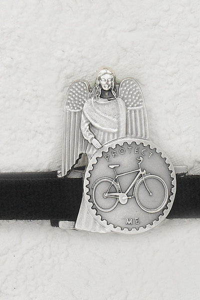 Bicycle Visor w/Angel