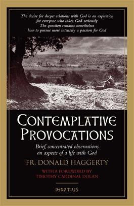 Contemplative Provocations - St. Benedict's Catholic Store