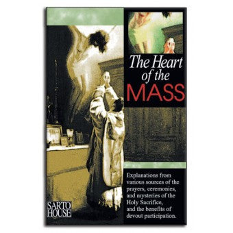 Heart of the Mass - St. Benedict's Catholic Store