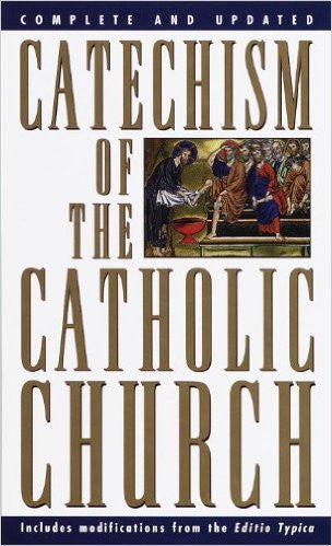 Catechism of the Catholic Church - St. Benedict's Catholic Store