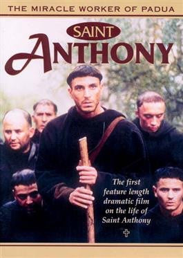Saint Anthony DVD - St. Benedict's Catholic Store