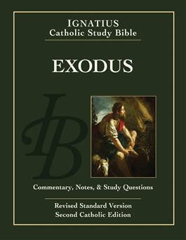 Catholic Study Bible: Exodus - St. Benedict's Catholic Store