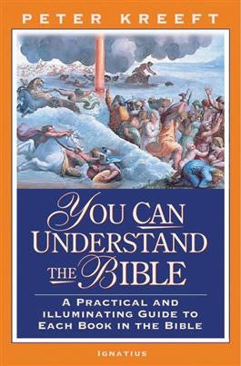 You Can Understand the Bible - St. Benedict's Catholic Store