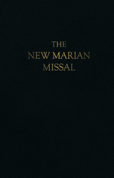 Marian Daily Missal - St. Benedict's Catholic Store