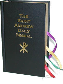St. Andrew Daily Missal 1945 Hardcover - St. Benedict's Catholic Store