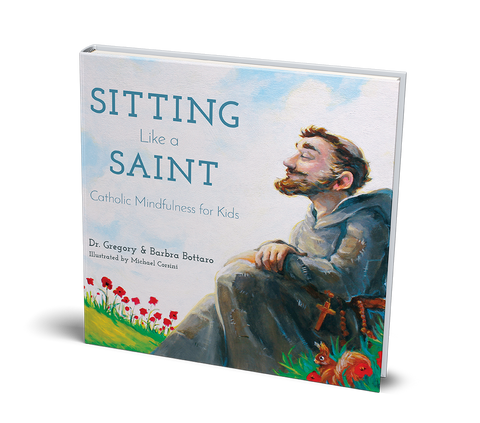 Sitting Like A Saint - SIGNED LIMITED EDITION