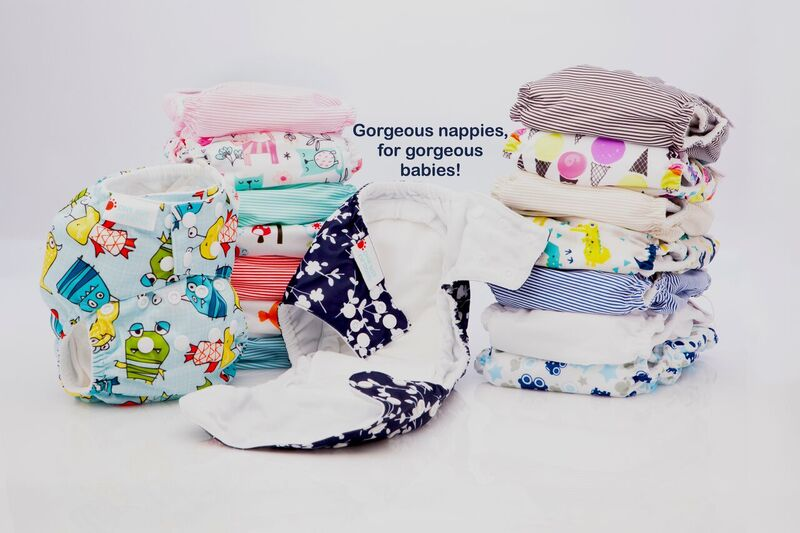Bambooty, One Size Options, OSFM, Nappy Cover, group