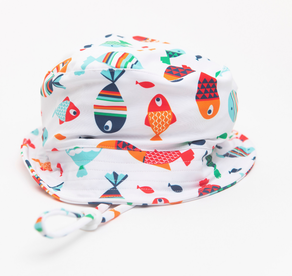 Swim Hats - UPF 50+