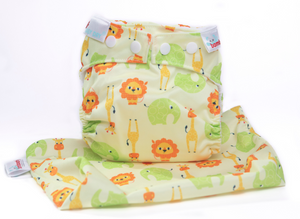 Easy Dry - Large nappy