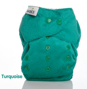 Modern Cloth Nappy Basics - Turquoise