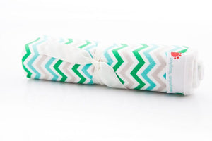 Anytime, Anywhere baby mat (Minky/Velour PUL)