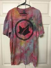 Load image into Gallery viewer, RANDOM TIE DYED LOGO TEES