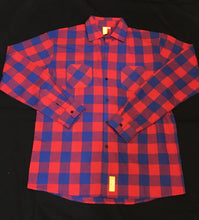 Load image into Gallery viewer, FOX KANJI FLANNEL SHIRT