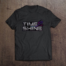 Load image into Gallery viewer, Time 2 Shine Purple Logo Shirts and Hoodies