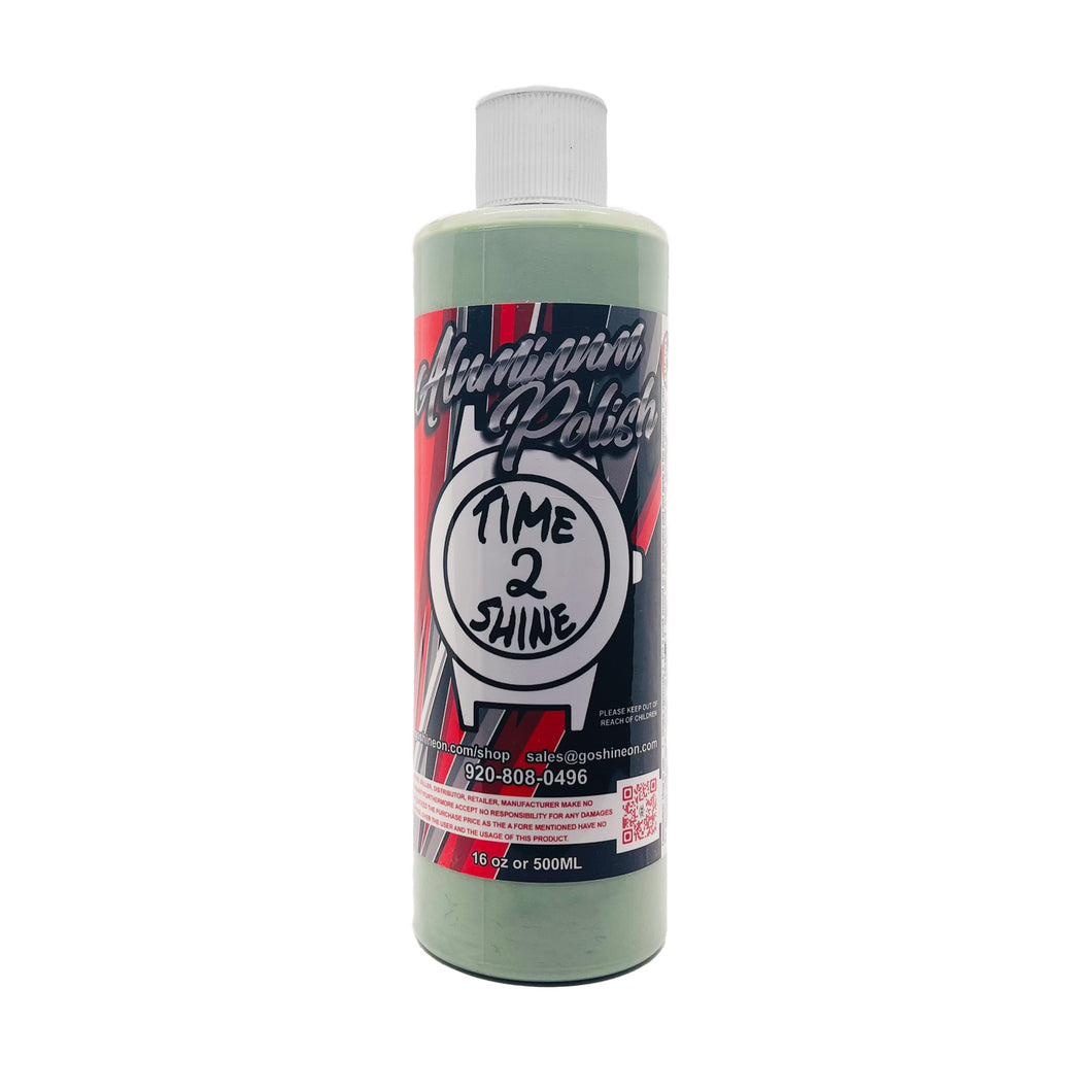 Time 2 Shine Aluminum Metal Polish