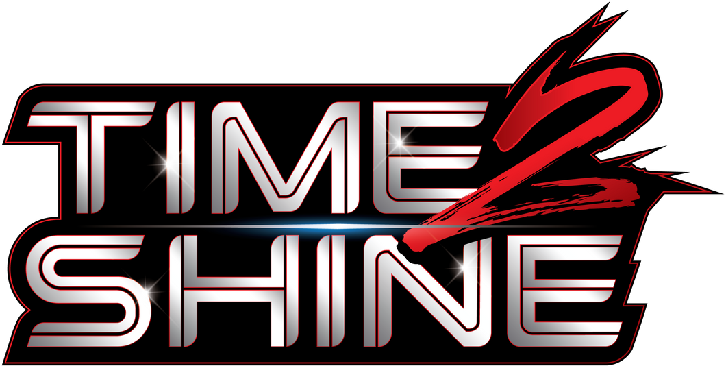Time 2 Shine Decals