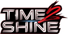 Load image into Gallery viewer, Time 2 Shine Red Logo Shirts and Hoodies