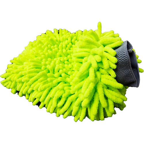picture of the Evan's Detailing and Polishing wash mitt