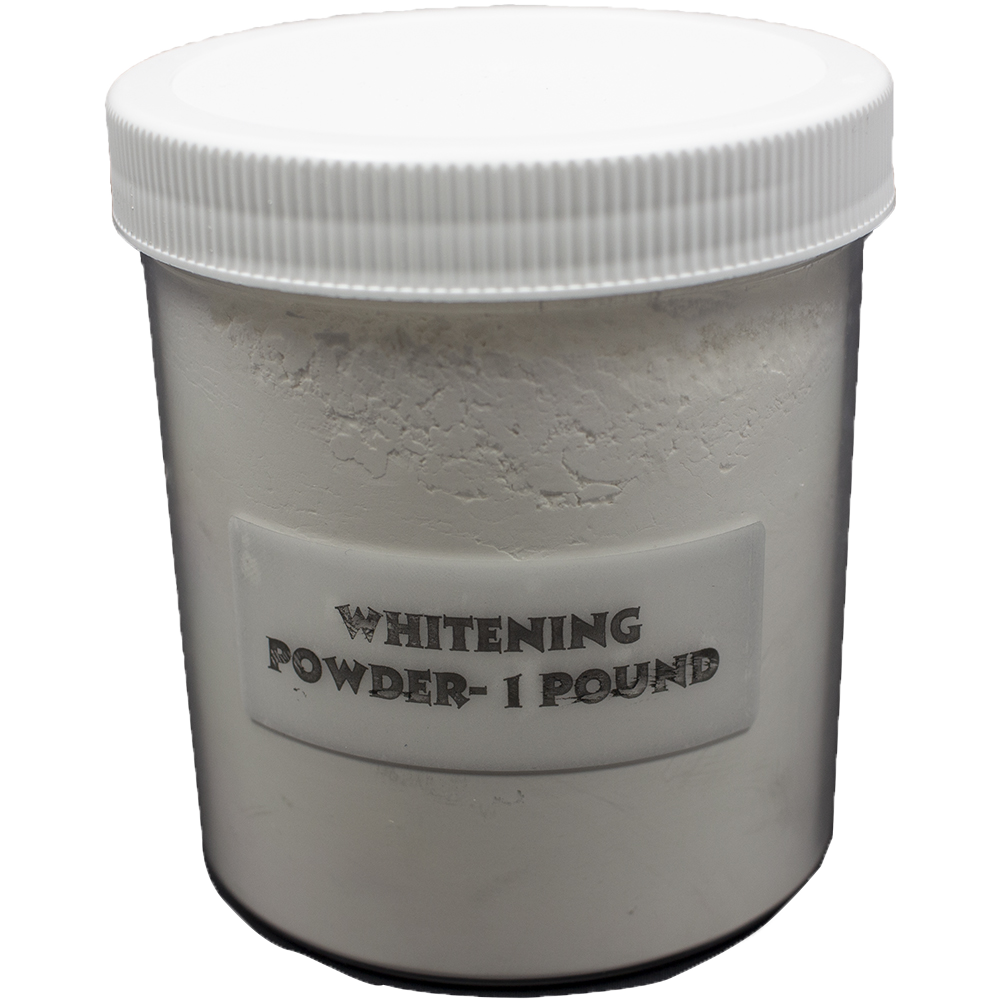 Whitening powder