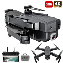 Load image into Gallery viewer, Best Drone 4K with HD Camera WIFI 1080P Camera Follow Me Quadcopter FPV Smart Drone Long Battery Life Altitude Hold RC