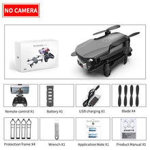 Load image into Gallery viewer, New R16 drone 4k HD dual lens mini drone WiFi 1080p real-time transmission FPV follow me