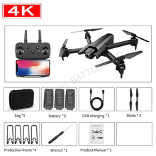 Load image into Gallery viewer, NEW! Professional RC Drone 4K 6K 5G GPS HD Dual Camera Two Axis Gimbal WiFi FPV