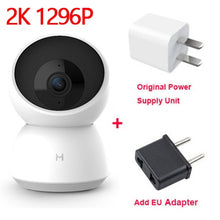 Load image into Gallery viewer, Xiaomi Mijia 2K Smart Camera 1296P 360 Angle HD Cam WIFI Infrared Night Vision Webcam Video Camera Baby Security Monitor Mi Home