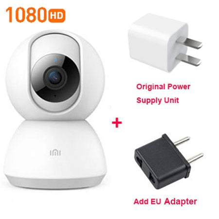 Xiaomi Mijia 2K Smart Camera 1296P 360 Angle HD Cam WIFI Infrared Night Vision Webcam Video Camera Baby Security Monitor Mi Home