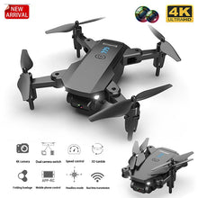 Load image into Gallery viewer, S603 RC Mini Drone With 4K HD Dual Camera Aerial Photography WIFI FPV Foldable Durable Quadcopter Height Hold Toys