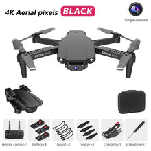 Load image into Gallery viewer, Professional Grade Mini GPS WIFI HD 4k Foldable Drone With Camera, Hight Hold Mode