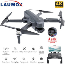 Load image into Gallery viewer, SJRC F11 4K PRO Drone GPS 5G WiFi 2 Axis Gimbal  With HD Camera FPV Professional RC Foldable Brushless Quadcopter SG906 PRO 2