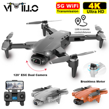 Load image into Gallery viewer, NEW L900 Pro GPS Drone 4K Professional HD Dual Camera 5G WIFI FPV Drone 28min Flight Distance 1.2km Brushless Motor Quadcopter S4