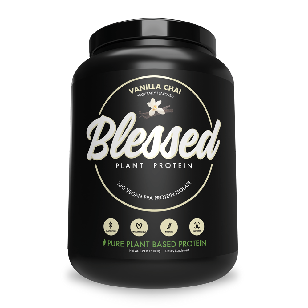 Blessed Plant-Based Protein