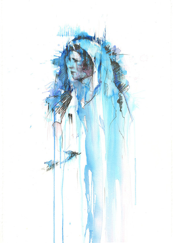 Carne Griffiths -My Only Hope - Star Wars Print - JG Contemporary