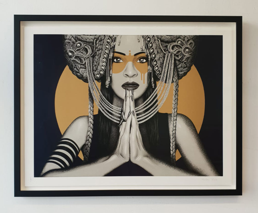 Fin DAC - Sun Goddess II - JG Contemporary