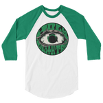 Green Eye Baseball Tee
