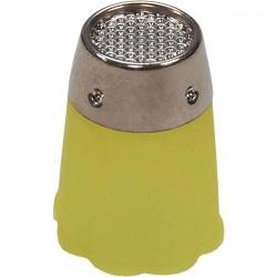 Clover Protect and Grip Thimble Large CLO6027 Yellow