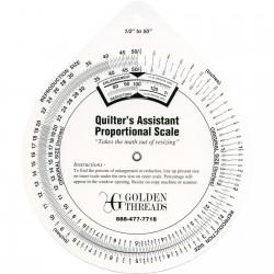 Golden Threads Quilter's Assistant Proportional Scale GOTQAPRO