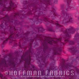 Hoffman Fabrics Batik Watercolors 1895-378 Jelly