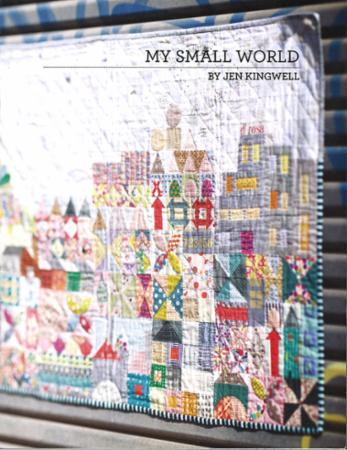 Jen Kingwell Designs My Small World JKD 5248