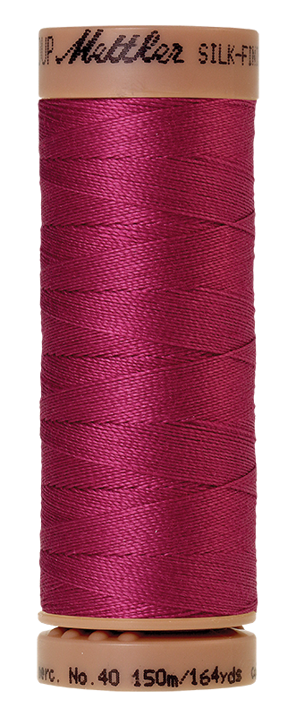 Mettler Silk Finish Cotton 40 164 Yds Color 9136-1417 Peony