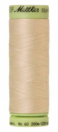 Mettler Thread Silk Finish Cotton 60 wt. 220 yds. 9240-0779 Pine Nut