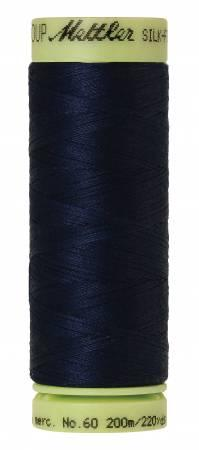 Mettler Thread Silk Finish Cotton 60 wt. 220 yds. 9240-0805 Concord