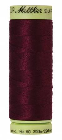 Mettler Thread Silk Finish Cotton 60 wt. 220 yds. 9240-109 Bordeaux